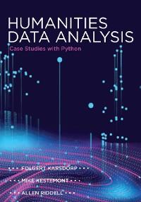Cover Humanities Data Analysis