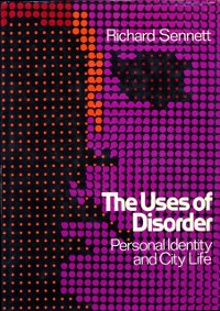 Cover Uses of Disorder