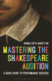Cover Mastering the Shakespeare Audition