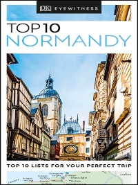 Cover DK Eyewitness Top 10 Normandy