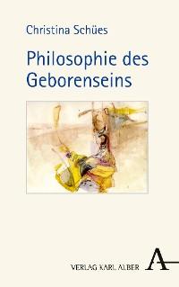 Cover Philosophie des Geborenseins
