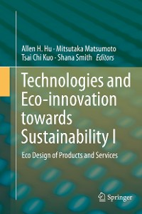 Cover Technologies and Eco-innovation towards Sustainability I