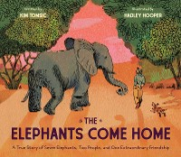 Cover The Elephants Come Home