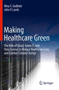 Cover Making Healthcare Green