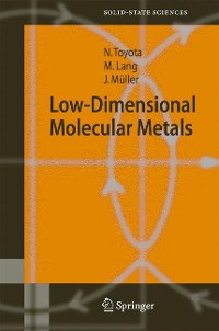 Cover Low-Dimensional Molecular Metals