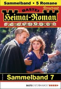 Cover Heimat-Roman Treueband 7 - Sammelband