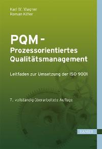 Cover PQM - Prozessorientiertes Qualitätsmanagement