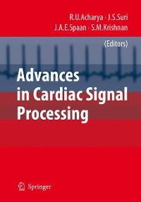 Cover Advances in Cardiac Signal Processing