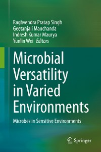 Cover Microbial Versatility in Varied Environments