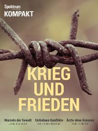 Cover Spektrum Kompakt- Krieg und Frieden