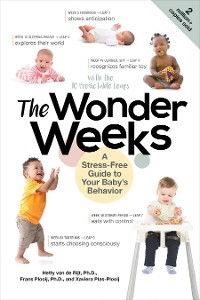 Cover The Wonder Weeks: A Stress-Free Guide to Your Baby's Behavior (6th Edition)