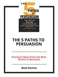 Cover The 5 Paths to Persuasion