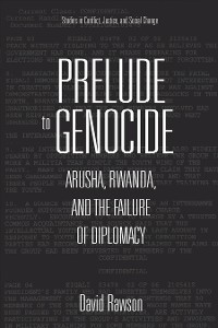 Cover Prelude to Genocide