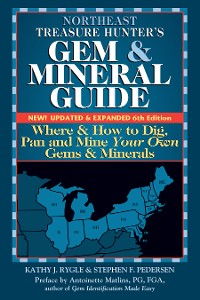 Cover Northeast Treasure Hunter's Gem and Mineral Guide (6th Edition)