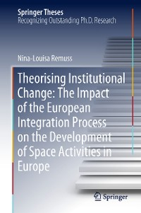 Cover Theorising Institutional Change: The Impact of the European Integration Process on the Development of Space Activities in Europe