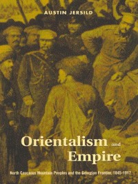 Cover Orientalism and Empire