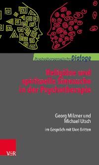 Cover Religiöse und spirituelle Sinnsuche in der Psychotherapie