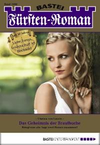 Cover Fürsten-Roman - Folge 2498