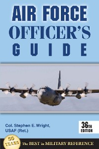 Cover Air Force Officer's Guide