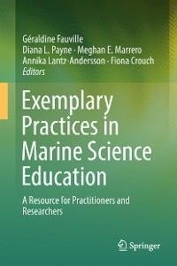 Cover Exemplary Practices in Marine Science Education