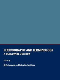 Cover Lexicography and Terminology