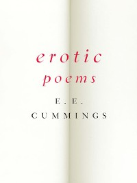 Cover Erotic Poems