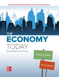 Cover ISE eBook Online Access for The Economy Today