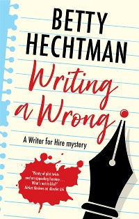Cover Writing a Wrong