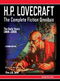 Cover H.P. Lovecraft - The Complete Fiction Omnibus Collection - Second Edition: The Early Years