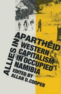 Cover Allies in Apartheid