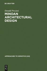 Cover Minoan Architectural Design