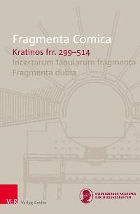 Cover FrC 3.6 Kratinos