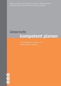 Cover Unterricht kompetent planen (E-Book, Neuauflage)