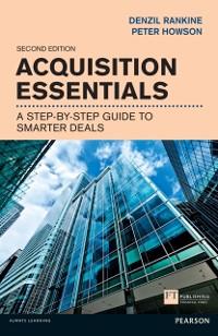 Cover Acquisition Essentials ePub