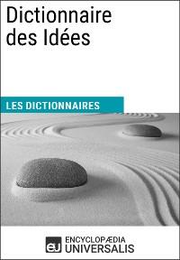 Cover Dictionnaire des Idées