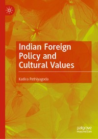 Cover Indian Foreign Policy and Cultural Values