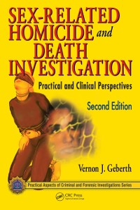 Cover Sex-Related Homicide and Death Investigation