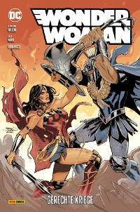 Cover Wonder Woman - Gerechte Kriege
