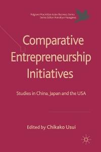 Cover Comparative Entrepreneurship Initiatives