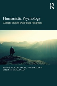 Cover Humanistic Psychology