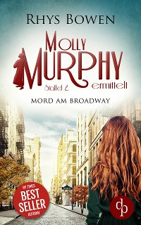 Cover Mord am Broadway