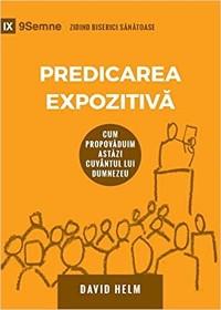 Cover Predicarea Expozitivă (Expositional Preaching)