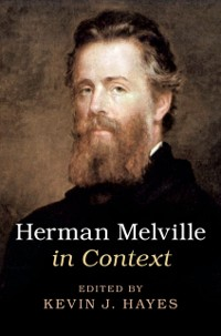 Cover Herman Melville in Context