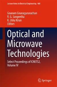 Cover Optical And Microwave Technologies