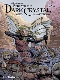 Cover Jim Henson's Beneath the Dark Crystal, Issue 6
