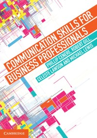 Cover Communication Skills for Business Professionals