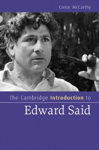 Cover Cambridge Introduction to Edward Said
