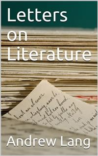 Cover Letters on Literature