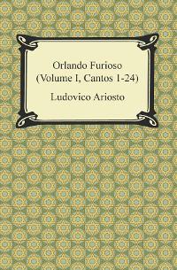 Cover Orlando Furioso (Volume I, Cantos 1-24)