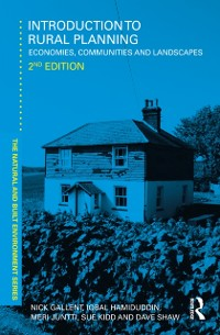 Cover Introduction to Rural Planning